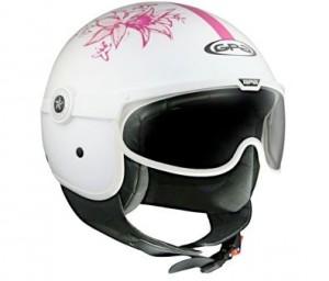 un joli casque moto pour nous les filles selection shopping. Black Bedroom Furniture Sets. Home Design Ideas